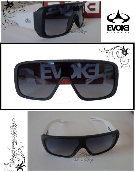 8ec7dcdbfdde2 Óculos de sol - Evoke Amplifier preto branco (replica) - Loja de ...