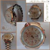 009 - Relógio MK Rosê (Replica) aa108fdc69